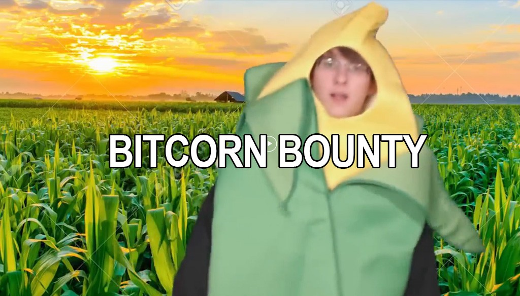 BITCORN Bounty