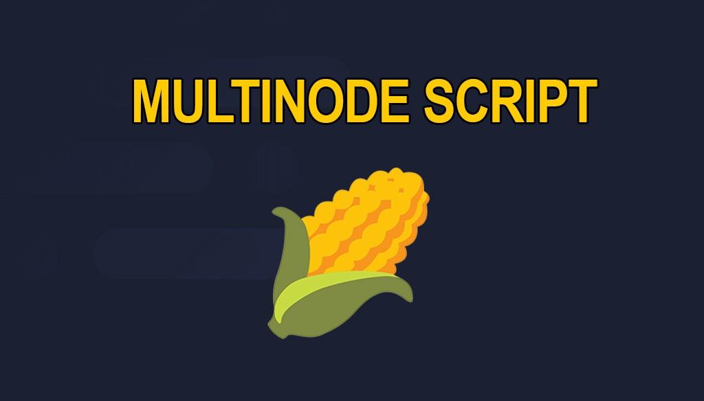 BITCORN Multinode Script