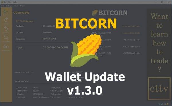 BITCORN Wallet v3 thumbnail