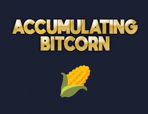 Accumulating BITCORN