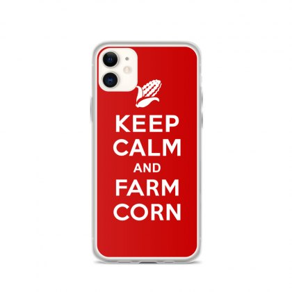 BITCORN Keep Calm iPhone Case