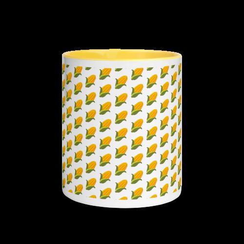 BITCORN Coffee Mug Corn Logo