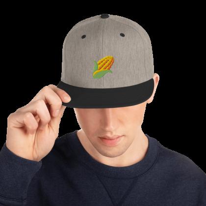 BITCORN Logo Snapback
