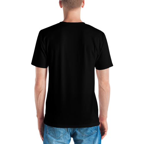 BITCORN Men's Crew Neck T-Shirt