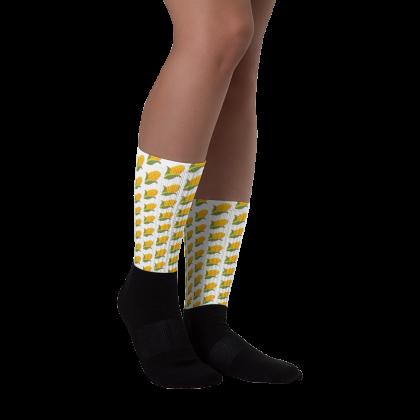 BITCORN Logo Socks