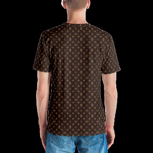 BITCORN Corny Vuitton All Over Print Shirt