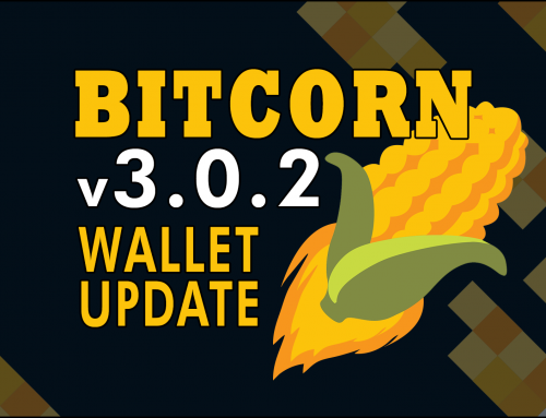 Bitcorn Wallet Update v3.0.2