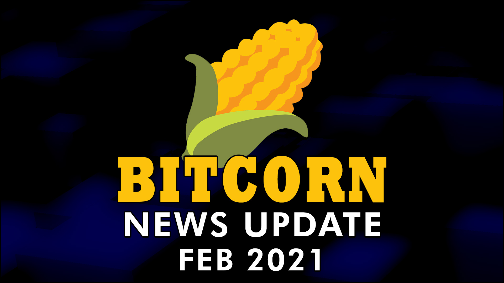 NEWS UPDATE Feb 2021